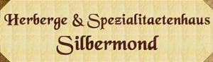 Türschild Silbermond